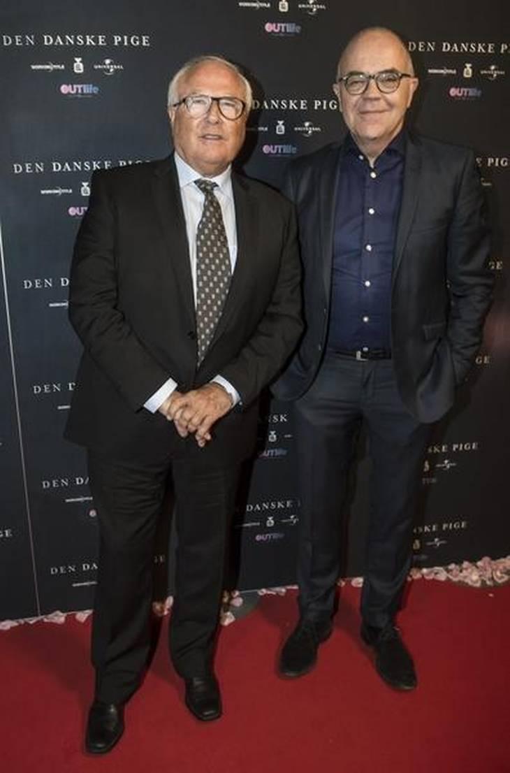 Flemming Østergaard og Jes Dorph-Petersen