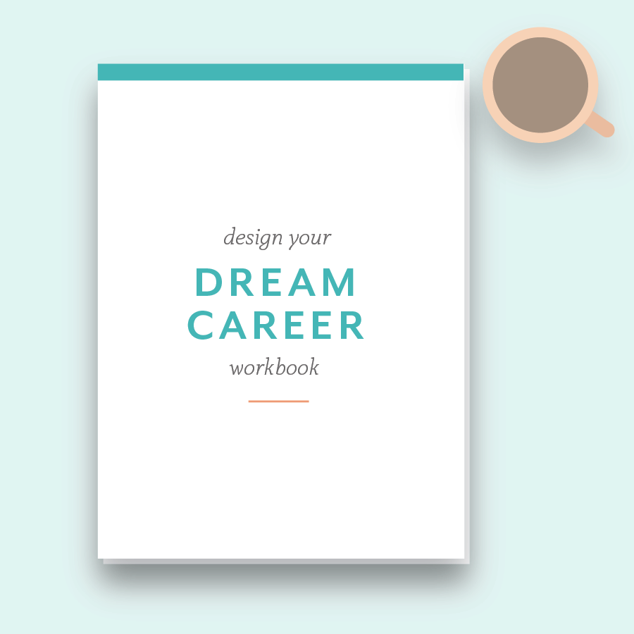 Hellohappen Dream Career workbook