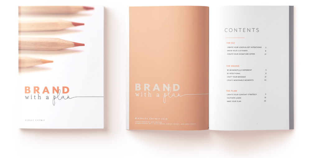 Brand with a Plan Toolkit