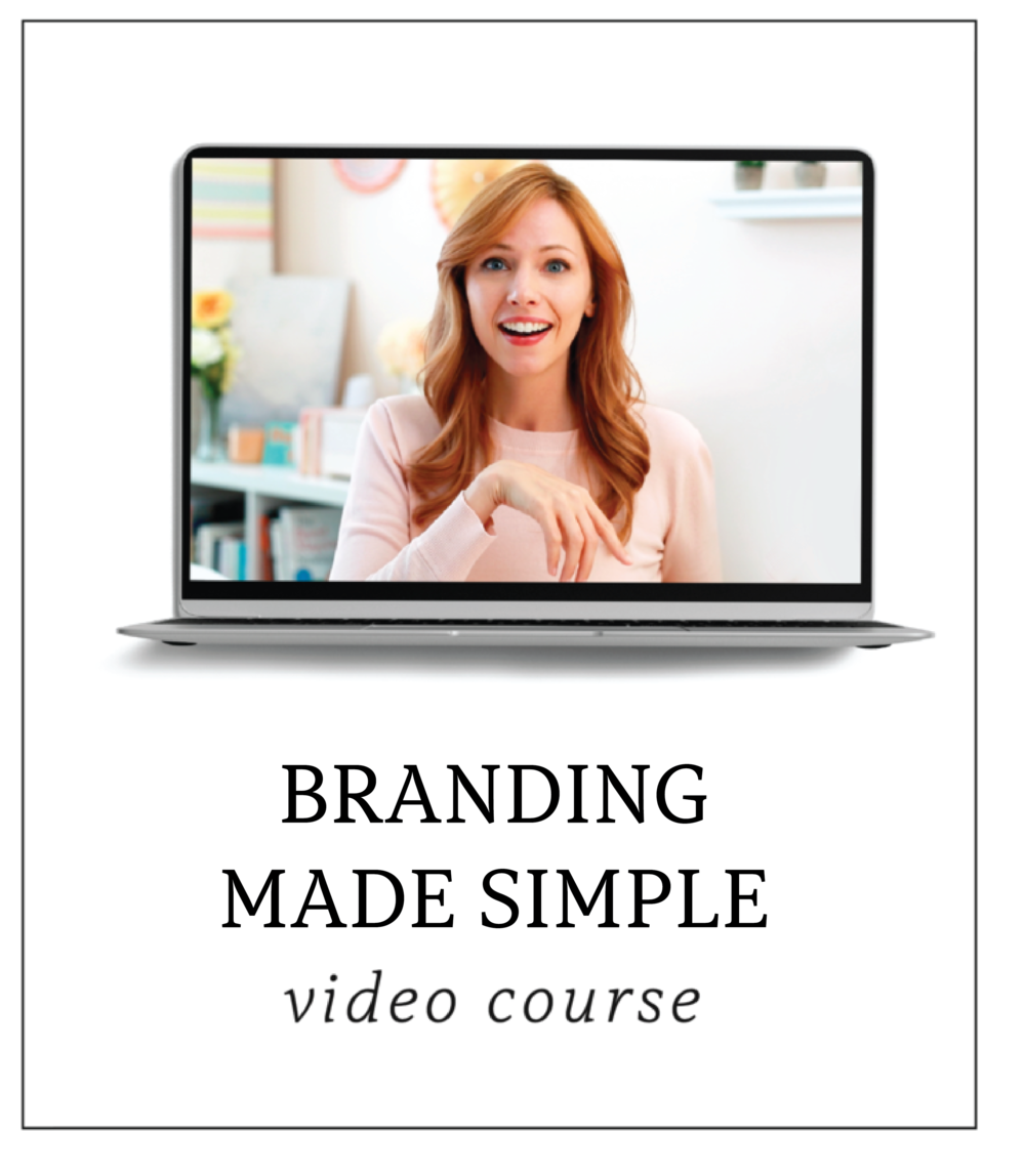 Free brand strategy course: How to Build Your Brand