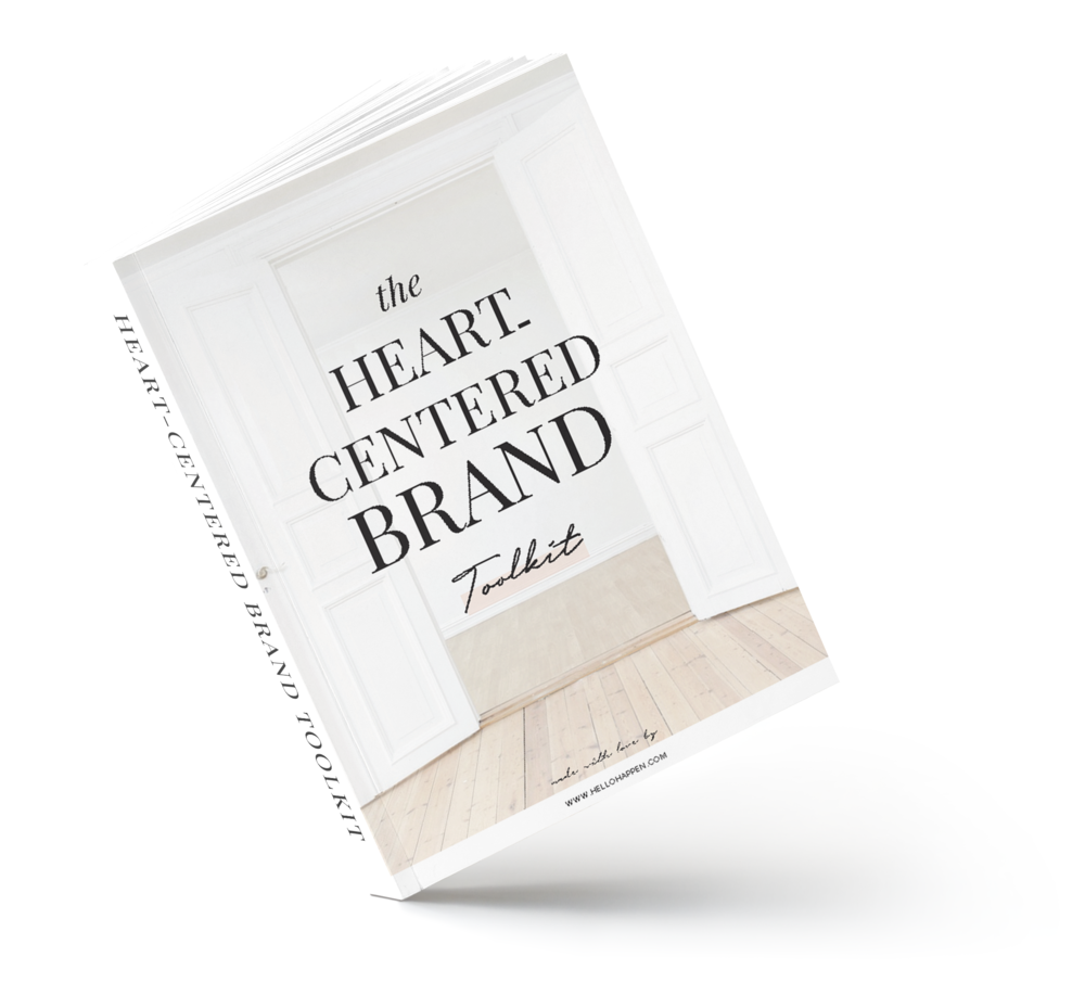 Brand Discovery workbook and strategy template