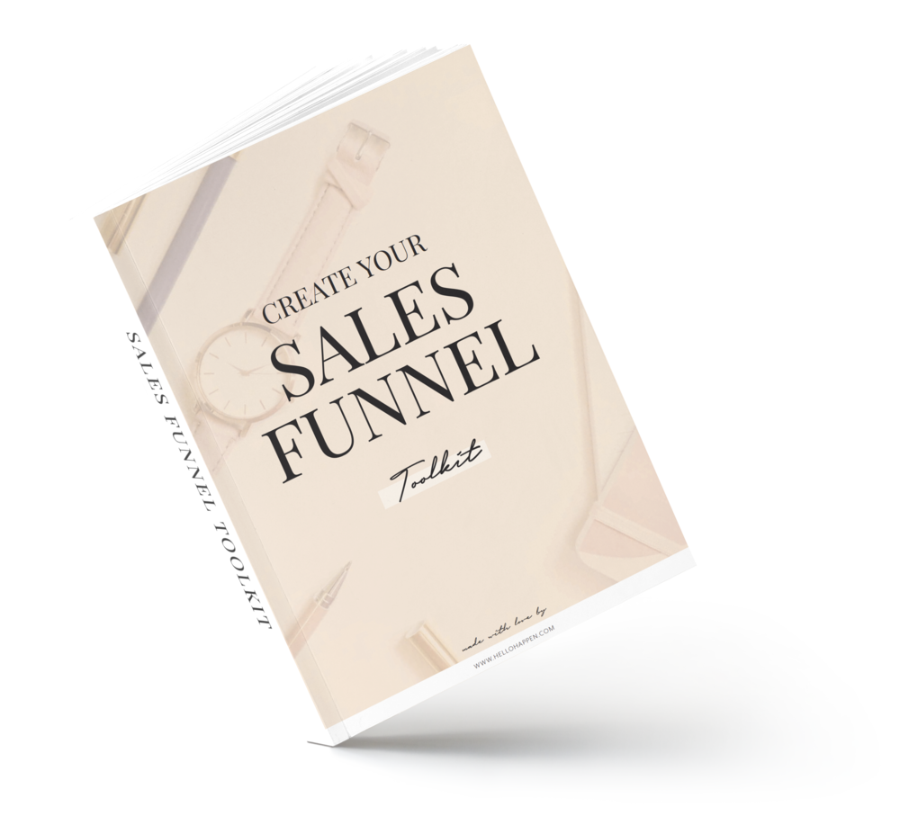 Sales Funnel toolkit