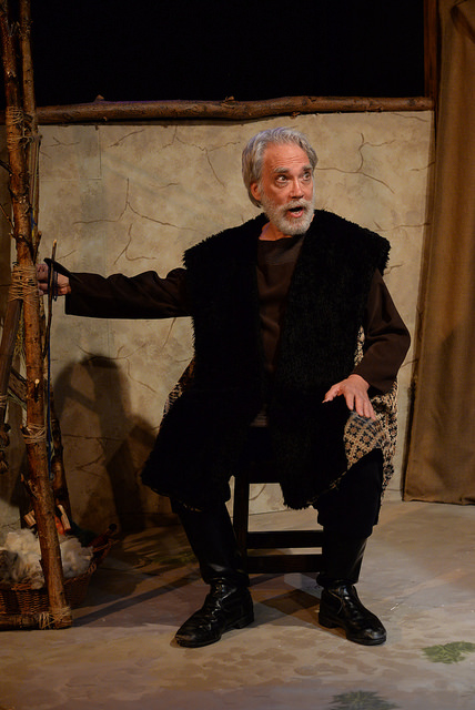 Tim Kidwell in Deirdre of the Sorrows