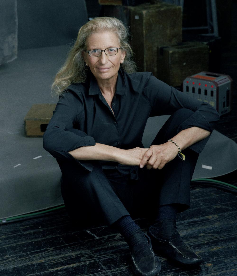 Annie Leibovitz, 2012. Picture credit: © Annie Leibovitz.