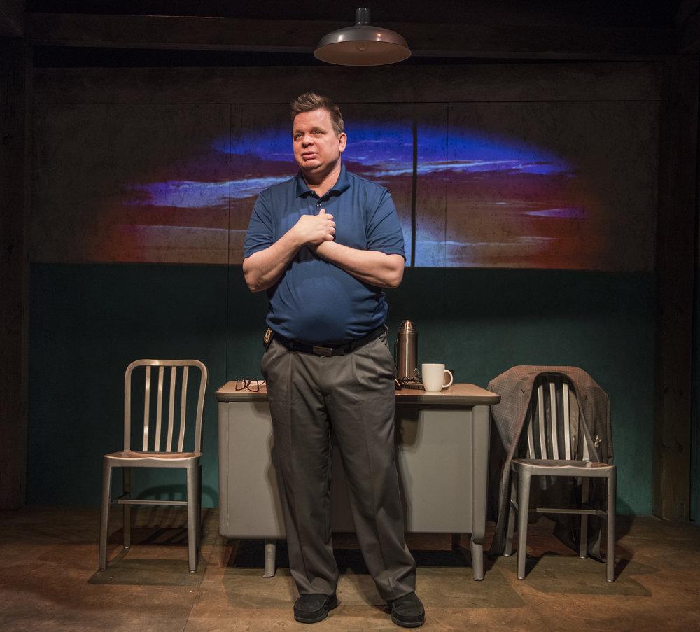 Joe Foust. Photo by Michael Brosilow
