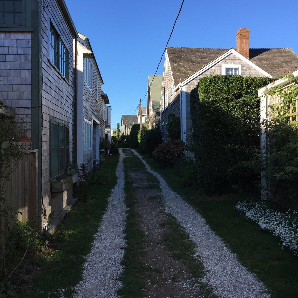 Nantucket in the Fall