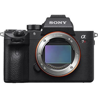 Sony A7R III - A ludicrously brilliant camera, and one of the very best on the market.