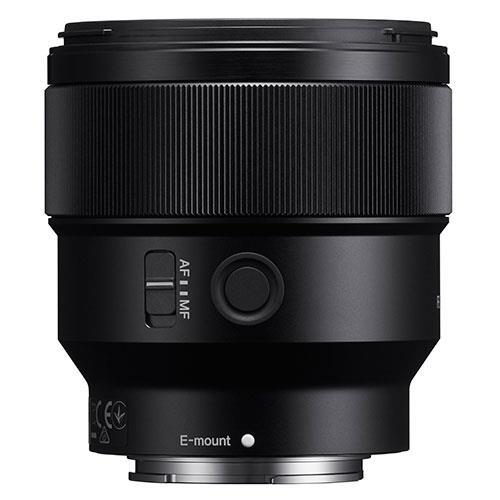 Sony FE 85mm f/1.8 - Lens for Sony E Mount