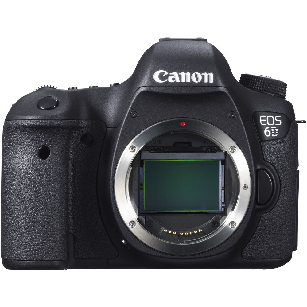 Canon EOS 6D - One of the most affordable full frame camera out there, still a great camera even in 2019.