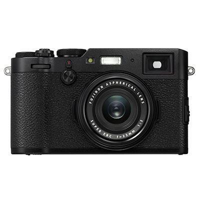 Fujifilm X100F - Premium compact camera