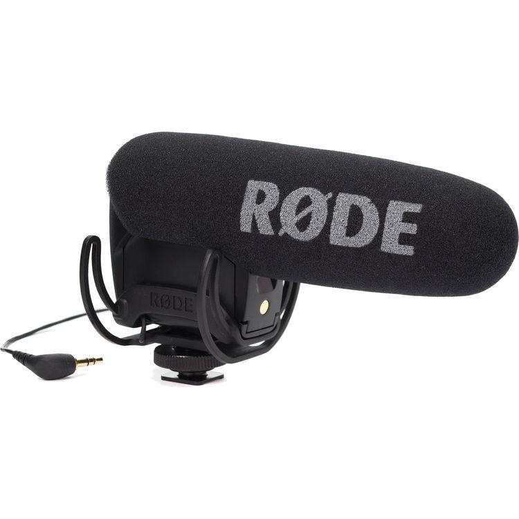 Rode VideoMic Pro -