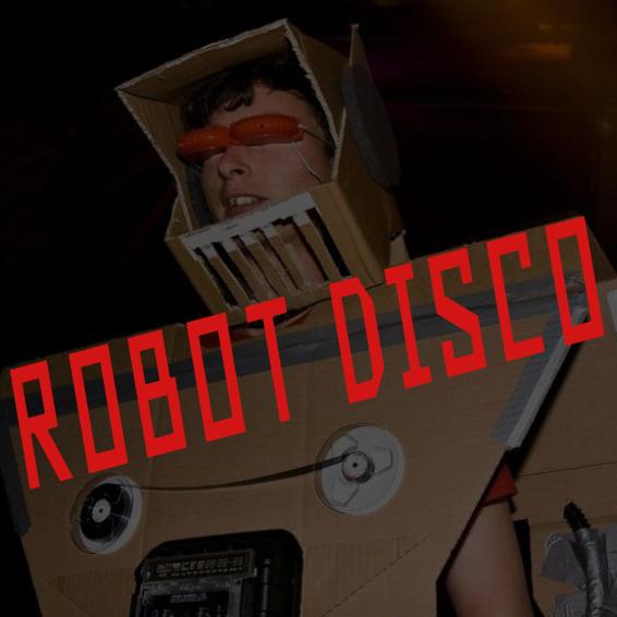 Robot Disco