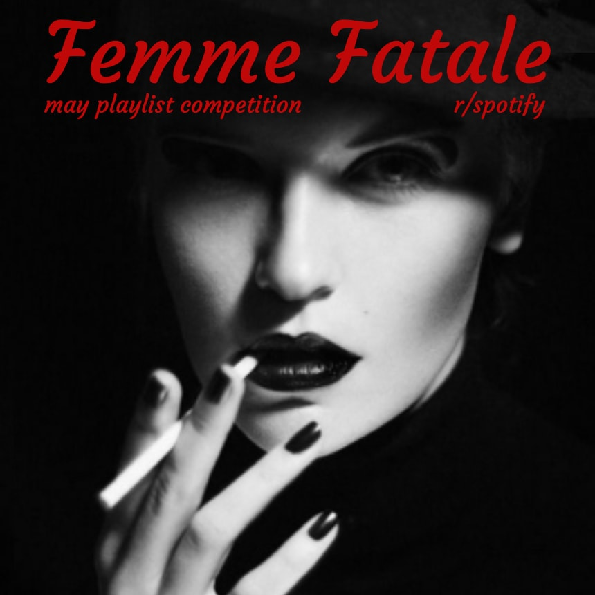 Femme Fatale Playlist Cover.jpg