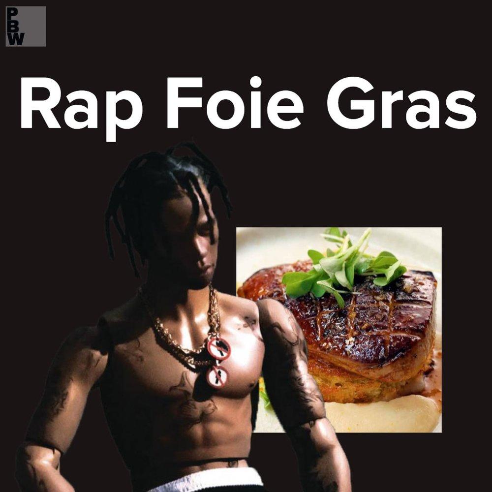 rap foie gras