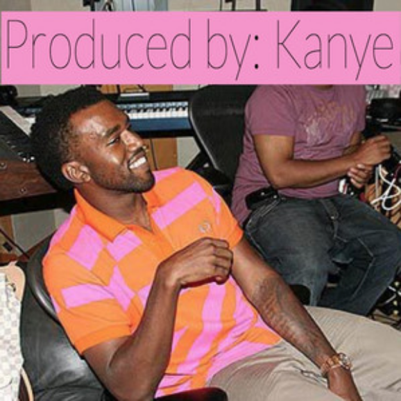 Produced by: Kanye