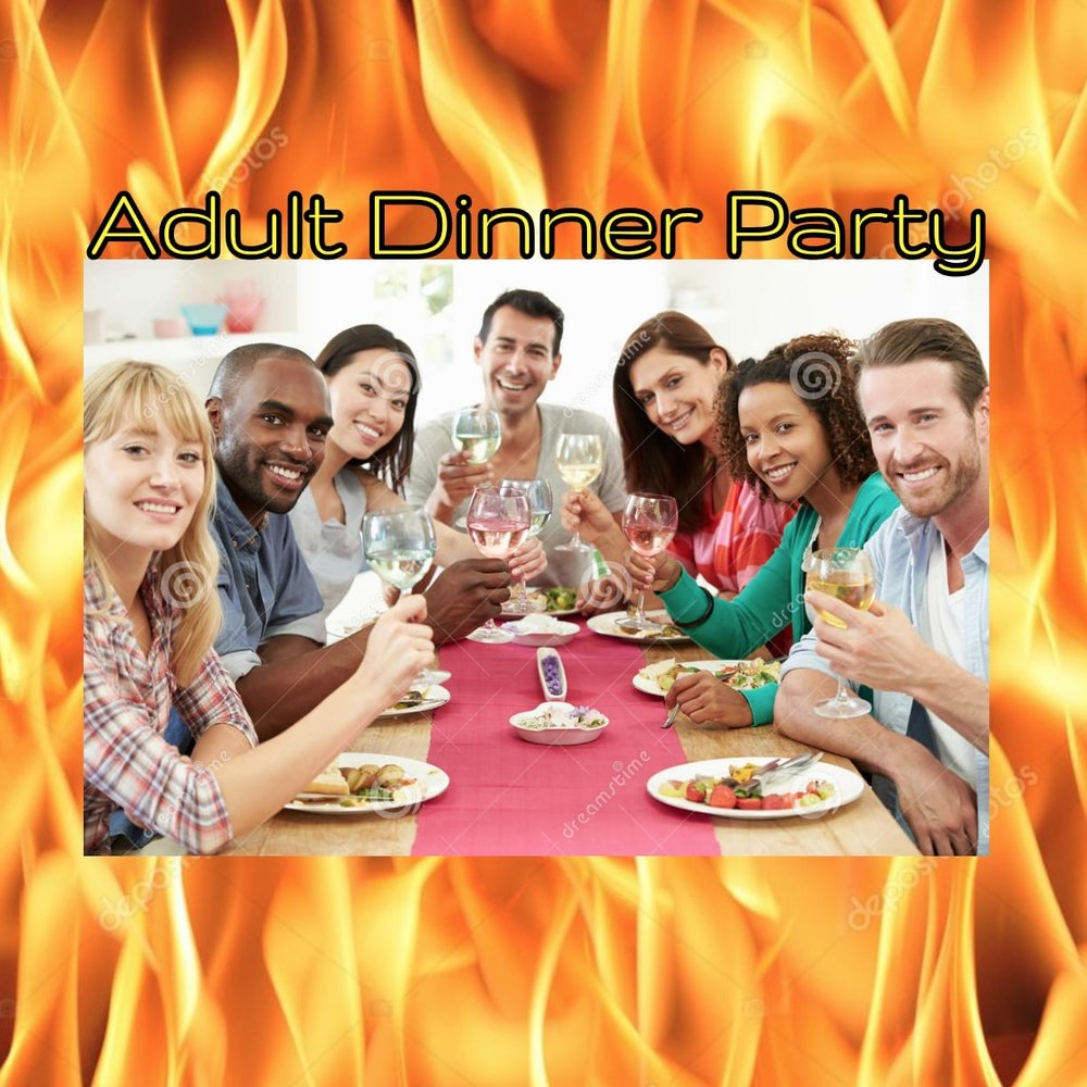 adult dinner party spotify playlist