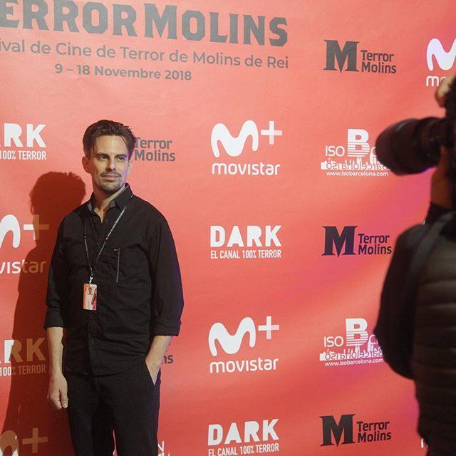 Actor @christer_cavallius at @terrormolins
