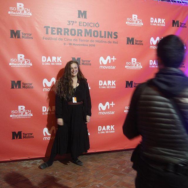 Actor @mammaingrid64 at @terrormolins