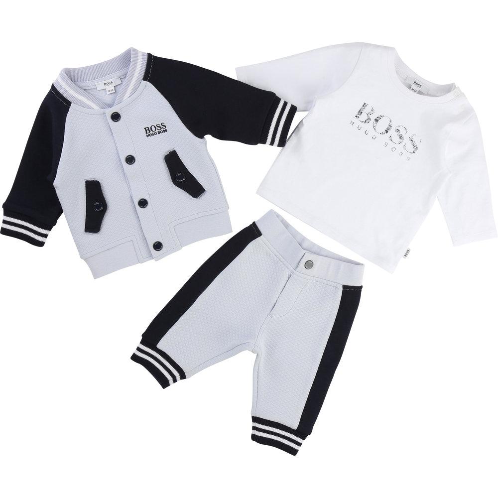ENSEMBLE /Bébé garçon 1 mois - 18 mois