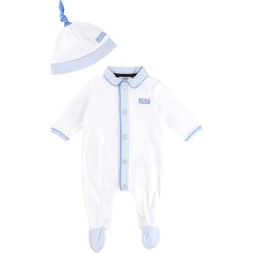 PIJAMA + BONET / Bébé garçon 1 mois -18 mois