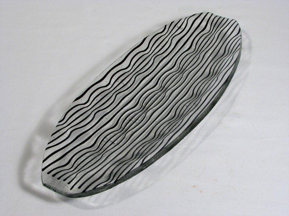 black-clear long oval  17in       sold.JPG