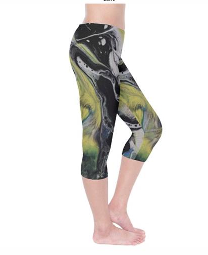 Cool Artsy Leggings - Limited Supply