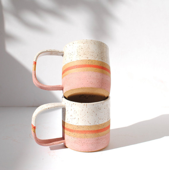 Mugs by Michelle Luu