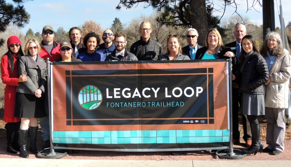 Legacy Loop Trailhead group pic.JPG