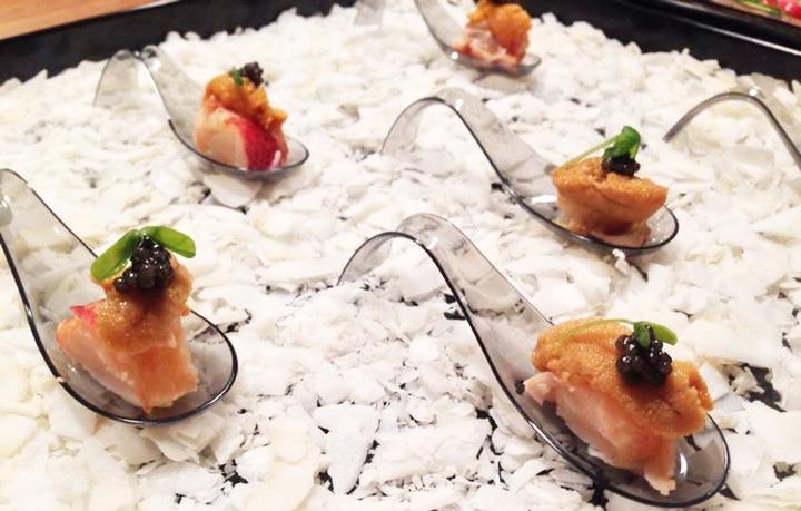 Lobster - uni - caviar