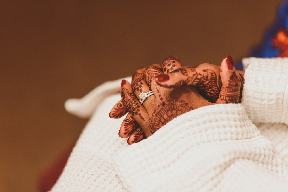 Bridal Mendhi, captured by Alexa Penberthy.