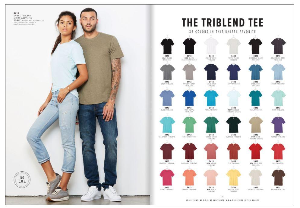 T Shirt Orders
