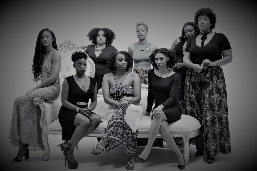 Our Wonder Women #Naturalhairthemovie