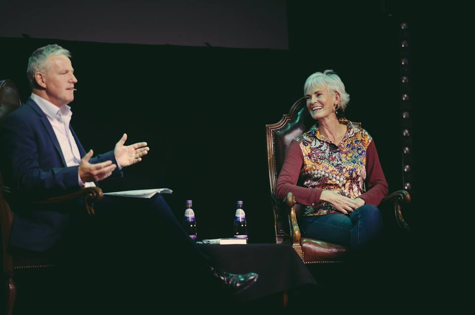 In Conversation with…  Judy Murray