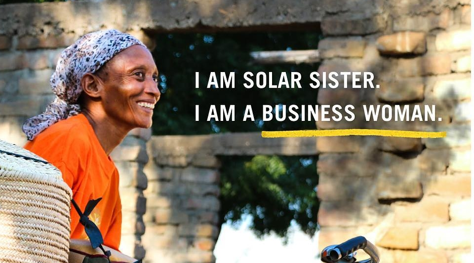 Women and Entrepreneurship - Solar Sister eradicates energy poverty by empowering women with economic opportunity. We are creating a deliberately woman-centered direct sales network to bring the breakthrough potential of clean energy technology to even the most remote communities in rural Africa.