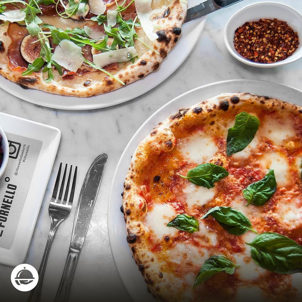 Il Fornello by @foodora_ca