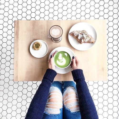 Hailed Coffee by @littleblackpearls