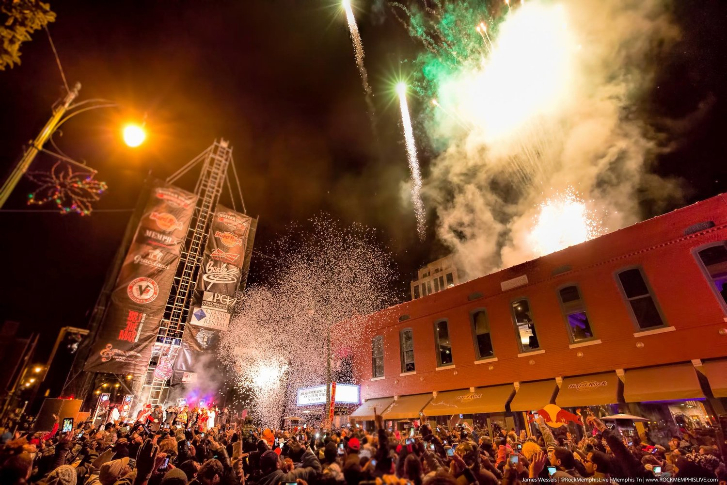 new years eve on beale beale street