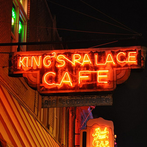 162 Beale St    Kings Palace Cafe    LEARN MORE