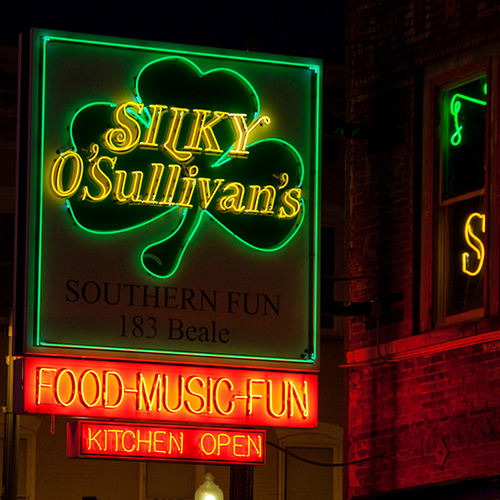 183 Beale St    Silky O'sullivan's    LEARN MORE