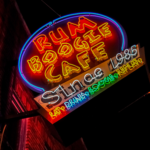 182 Beale St Rum Boogie Cafe LEARN MORE
