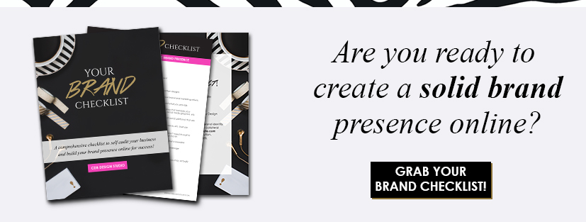 CDB Brand Checklist