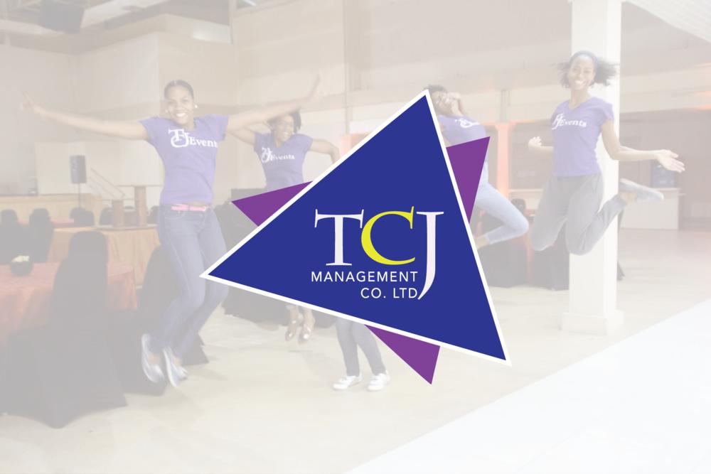 TCJ Management Company Ltd TCJ Travel TCJ Events Trinidad and Tobago ReBranding and Website Design cdb design studio portfolio