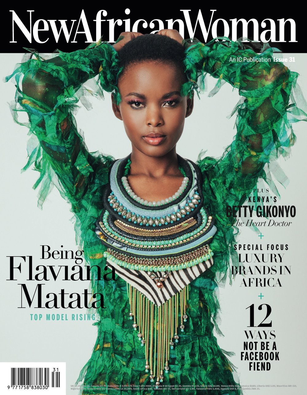 NEW AFRICAN WOMAN (JUNE/JULY) 2015)