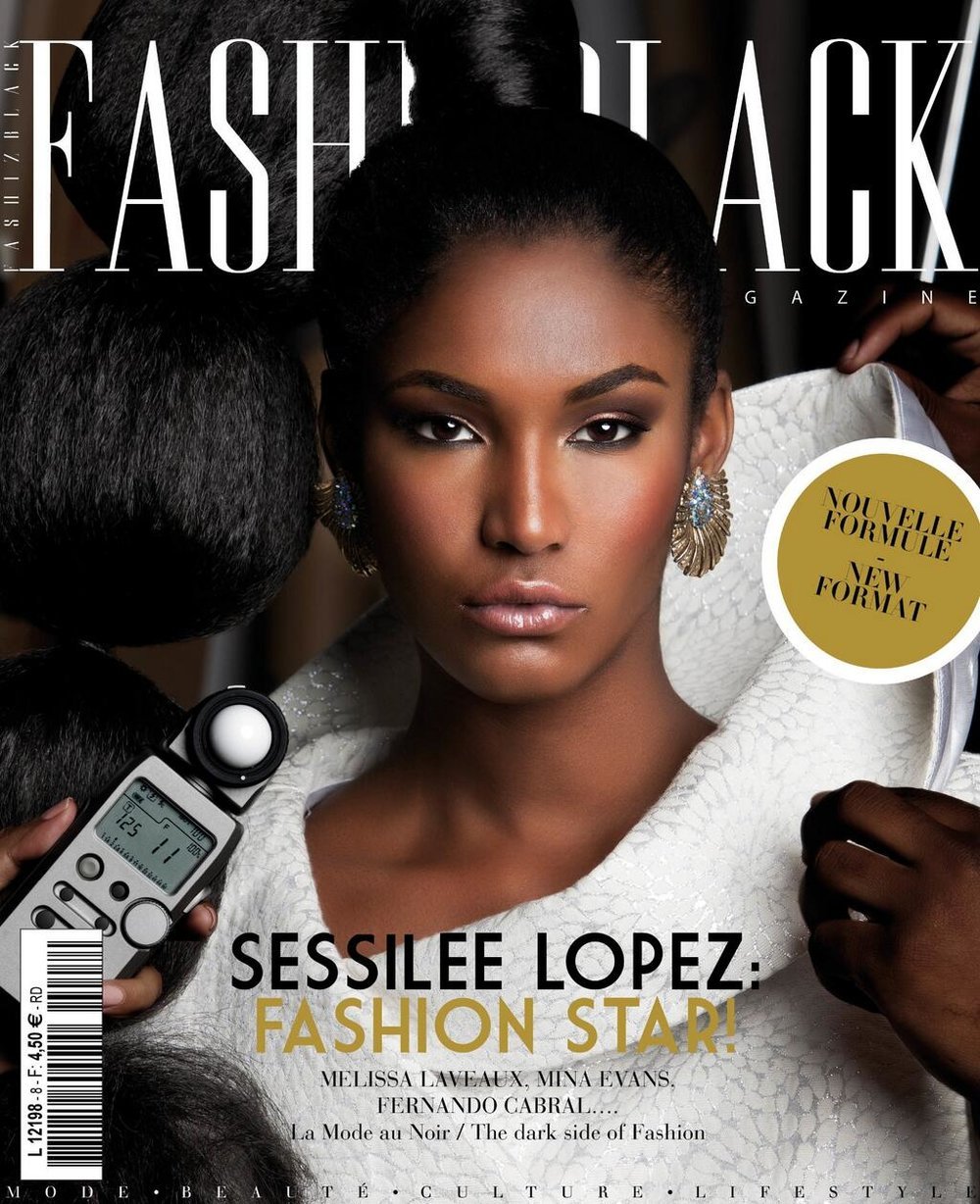 FASHIZBLACK MAGAZINE (SEPT/OCT 2013)