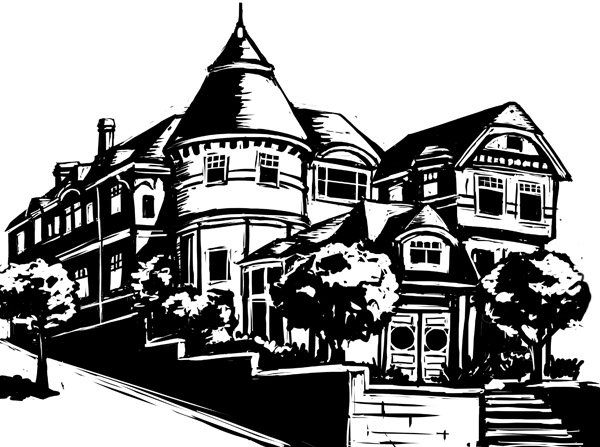 Atherton House - Commission