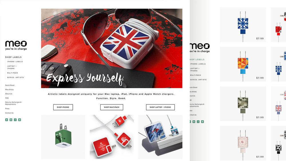 MEO Website