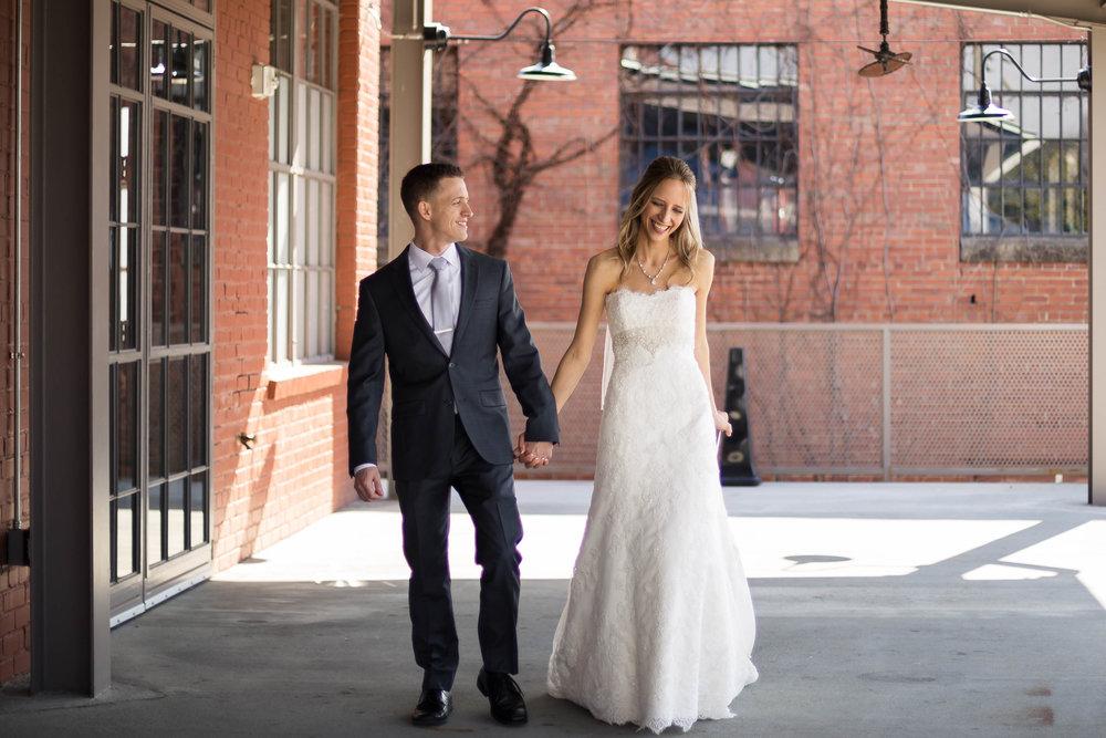 The Rickhouse, Durham, NC Wedding Photographer
