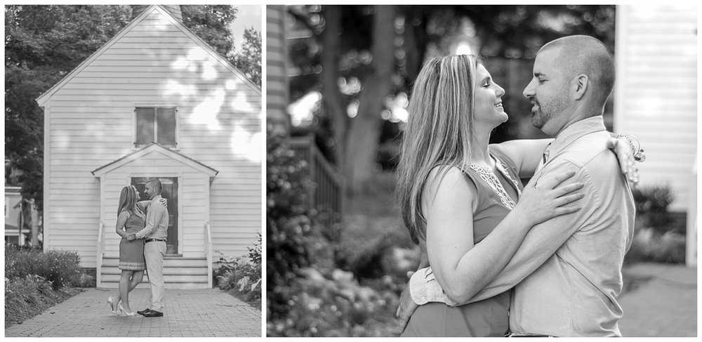 Mordecai Historic Park Engagement Pictures, Downtown Raleigh Engagement
