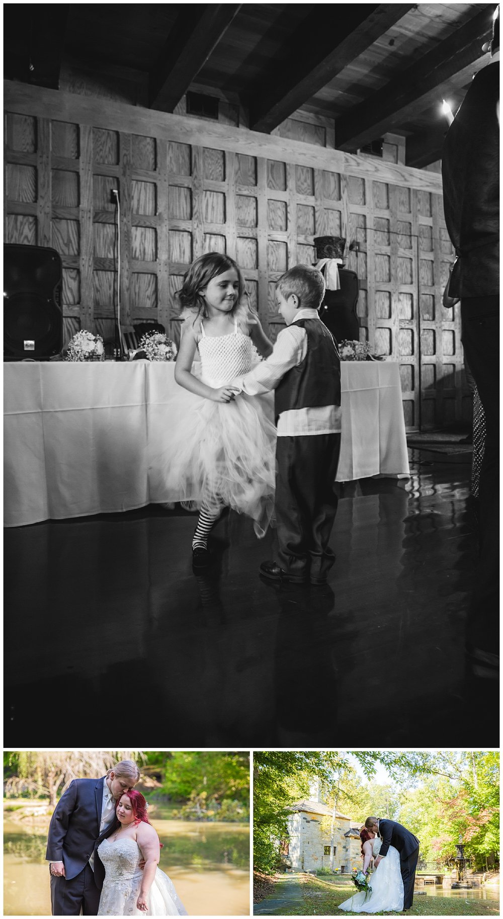 Castle McCulloch Wedding , Jamestown NC
