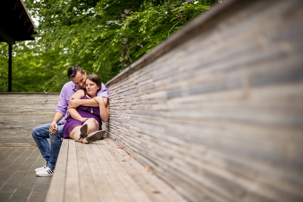 White Deer Park Engagement Photo, Garner NC Wedding Photographer